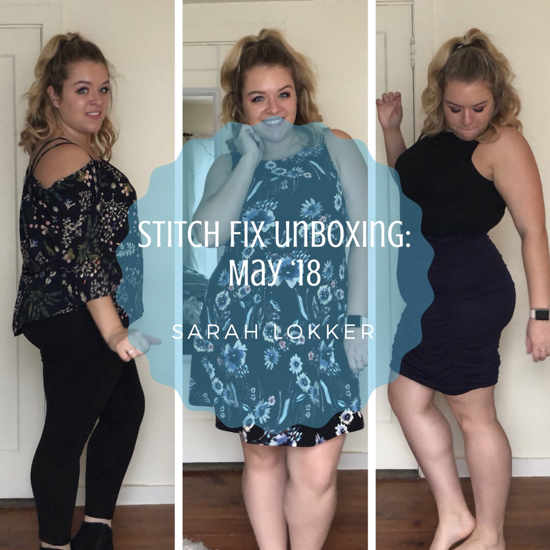 a6458f7124a stitch fix unboxing: may '18 | life with sarah