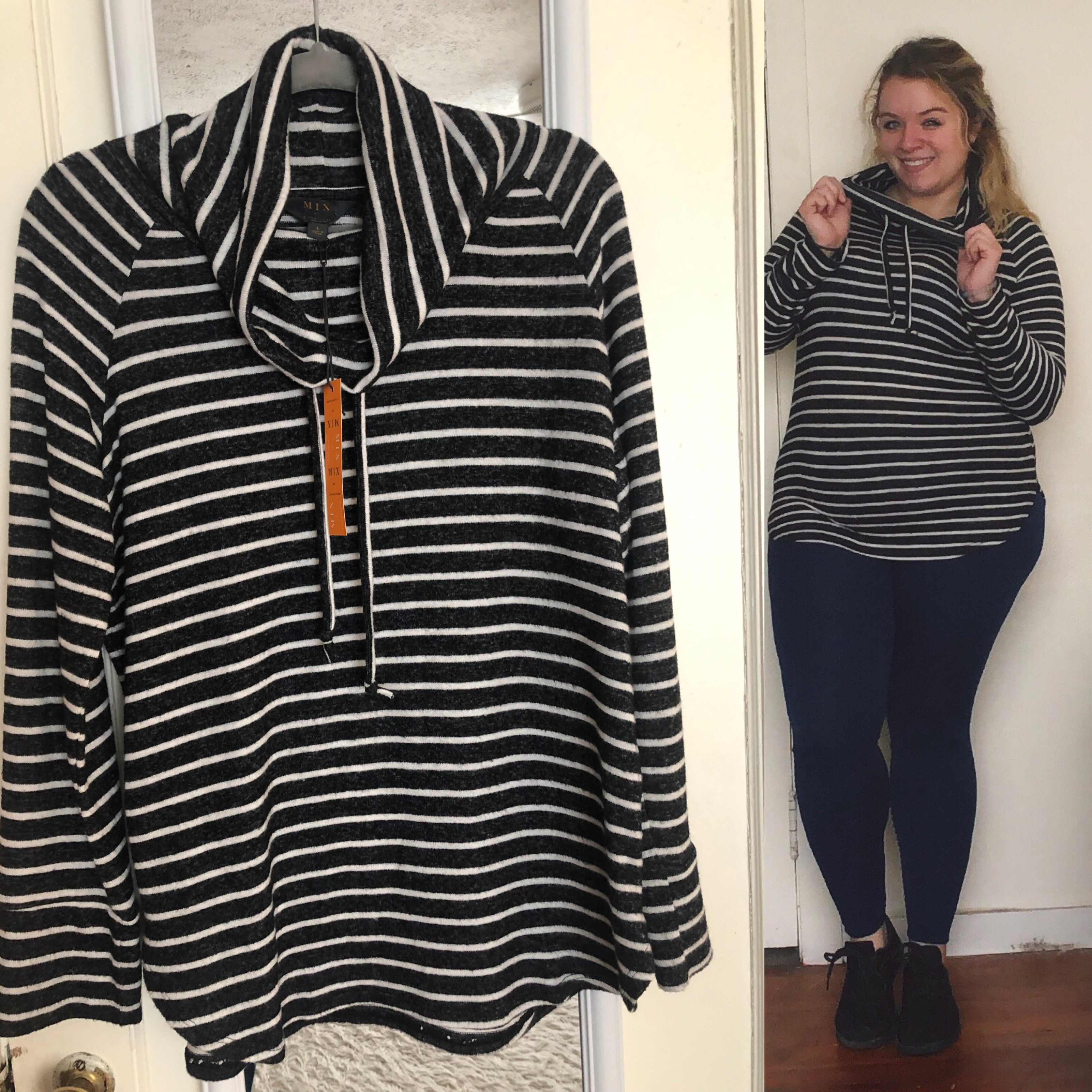 stitch fix unboxing: february '19   life with sarah